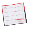View Image 3 of 3 of Colorblock 2-Tone Planner - Weekly