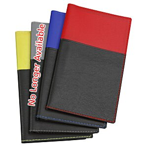 Colorblock 2-Tone Planner - Academic Image 1 of 2