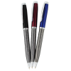 Guillox Nine Twist Metal Pen with Gift Pkg Image 1 of 3