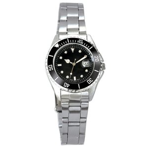Master Stainless Steel Watch - Ladies'