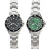 View Image 5 of 5 of Master Stainless Steel Watch - Men's