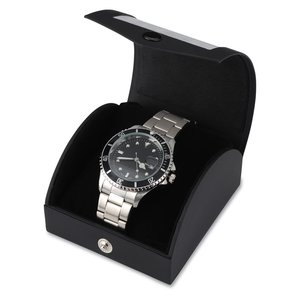 Master Stainless Steel Watch - Men's