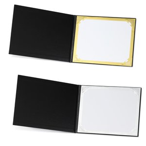 Single Award Folder - Foil Corners Image 1 of 1