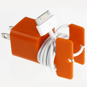 Wall Charger Cable Organizer Set Image 1 of 3