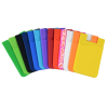 View Extra Image 1 of 3 of Adhesive Cell Phone Wallet - 24 hr