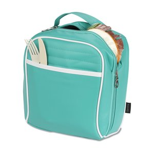 Retro Lunch Cooler - Closeout Image 1 of 2