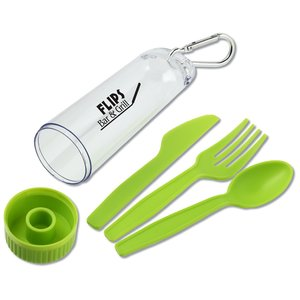 Clip It Portable Cutlery Set Image 3 of 5