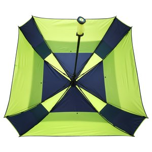 ShedRain Gellas Auto Open Square Umbrella Image 1 of 3