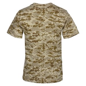 Code V Camouflage T-Shirt - Men's Image 1 of 2