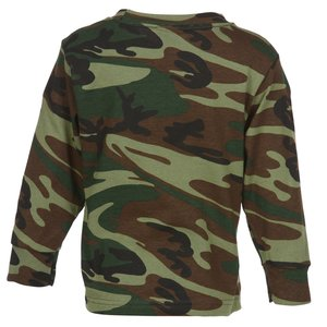 Code V Camouflage LS T-Shirt - Youth Image 1 of 1