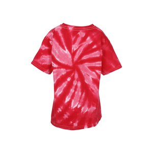 Tie-Dye Tonal Pinwheel T-Shirt - Youth