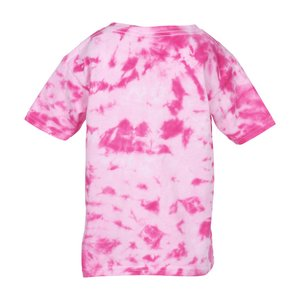 Tie-Dye Awareness Ribbon T-Shirt - Youth Image 1 of 1