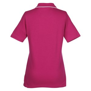Vansport Micropima Nailhead Stripe Polo - Ladies' Image 1 of 1