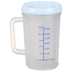 Insulated Medical Travel Mug - 16 oz. Image 2 of 2