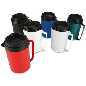 Classic Foam Insulated Travel Mug - 12 oz. Image 1 of 3