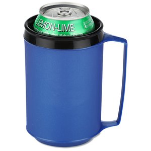 Classic Foam Insulated Travel Mug - 12 oz. Image 3 of 3