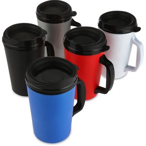 Classic Foam Insulated Travel Mug - 20 oz. Image 1 of 2