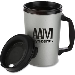 Classic Foam Insulated Travel Mug - 20 oz. Image 2 of 2