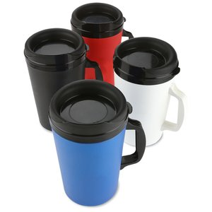 Classic Foam Insulated Travel Mug - 34 oz.