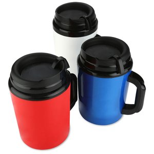 Super Foam Insulated Travel Mug - 52 oz. Image 2 of 2
