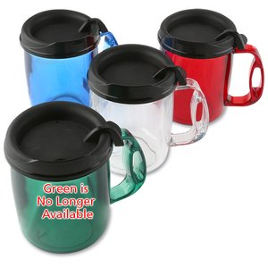 Deluxe Tankard Travel Mug - 20 oz. Image 2 of 2