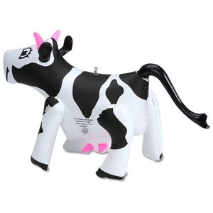 Inflatable Cow Image 1 of 1