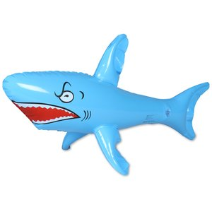 Inflatable Shark Image 2 of 2