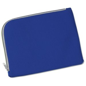 Two-Tone Zippered Tablet Sleeve Image 2 of 4