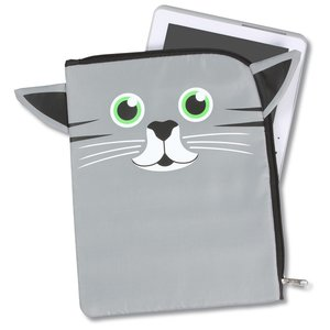 Paws and Claws Tablet Case - Kitten Image 1 of 2