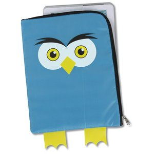 Paws and Claws Tablet Case - Owl Image 1 of 2