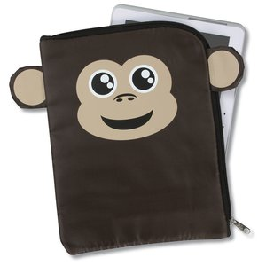 Paws and Claws Tablet Case - Monkey Image 2 of 2