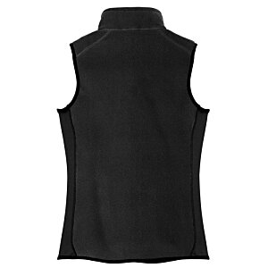Colorblock Pro Fleece Vest - Ladies' Image 1 of 1