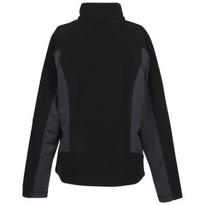 Generate Textured Fleece Jacket - Ladies'