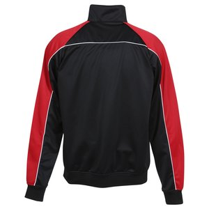 Piped Colorblock Tricot Track Jacket - Men's Image 1 of 1