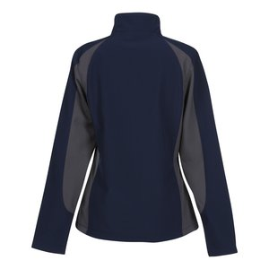 Sport Colorblock Soft Shell Jacket - Ladies' Image 1 of 1