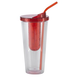 Flavorade Infuser Tumbler with Straw - 20 oz. Image 1 of 2