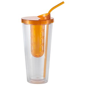 Flavorade Infuser Tumbler with Straw - 20 oz. Image 2 of 2