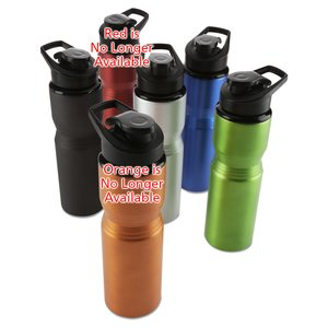 Flip & Carry Aluminum Bottle - 28 oz. Image 1 of 2