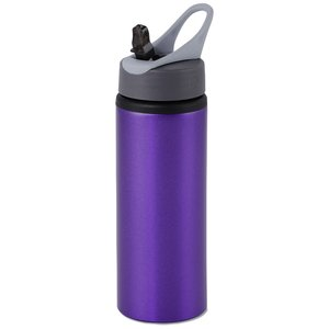 Sip & Flip Aluminum Bottle - 24 oz. - 24 hr Image 1 of 2