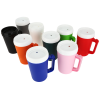 View Extra Image 2 of 2 of Thermo Insulated Mug - 22 oz. - Opaque