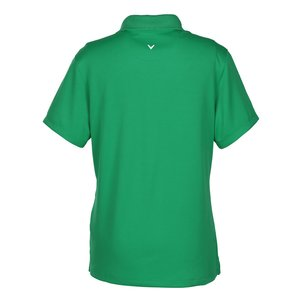 Callaway Micro Pique Chev Polo - Ladies' Image 1 of 1