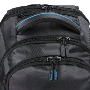 Zoom Power2Go Checkpoint Friendly-Backpack - Embroidered Image 3 of 9
