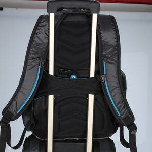Zoom Power2Go Checkpoint Friendly-Backpack - Embroidered Image 9 of 9