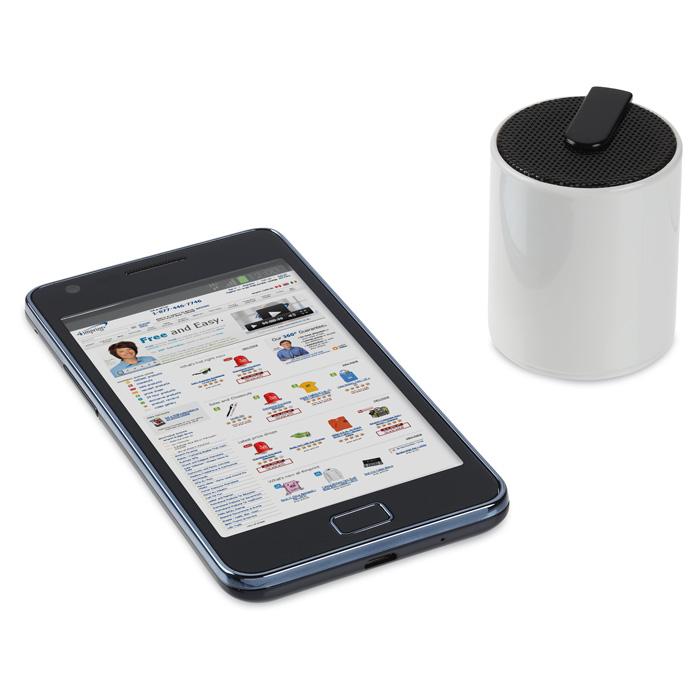 c5269e88ed1 4imprint.com  Bluetooth Solo Speaker 120011
