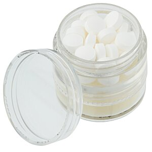 Double Stack Lip Moisturizer with Peppermints - 24 hr