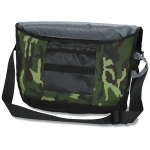 Blaze Computer Messenger Bag - Camo - Embroidered Image 1 of 1