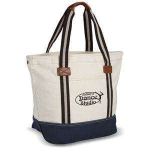 Heritage Supply Catalina Cotton Tote - Embroidered Image 3 of 5