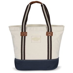 Heritage Supply Catalina Cotton Tote - Embroidered Image 4 of 5