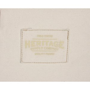 Heritage Supply Catalina Cotton Tote - Embroidered Image 5 of 5