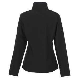 Crossland Soft Shell Jacket - Ladies' - Applique Twill Image 1 of 1